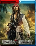 Pirates of the Caribbean: On Stranger Tides (2011) 3D Poster