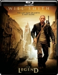 I Am Legend ALTERNATE ENDING (2007) 1080p Poster