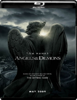 Angels & Demons (2009) 1080p Poster