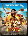 The Pirates! Band of Misfits (2012) 1080p Poster