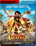 The Pirates! Band of Misfits (2012) 3D Poster