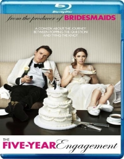 The Five-Year Engagement (2012) Poster
