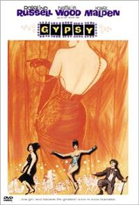 Gypsy (1962) Poster