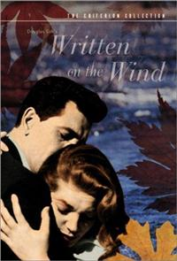 Written on the Wind (1957) Poster