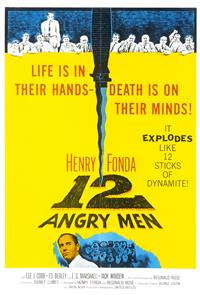 12 Angry Men (Twelve Angry Men) (1957) 1080p Poster