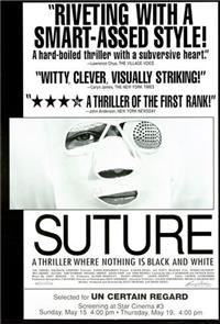 Suture (1993) Poster