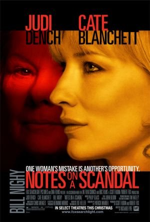 Notes on a Scandal (2006) 1080p Poster