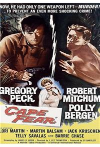 Cape Fear (1962) Poster