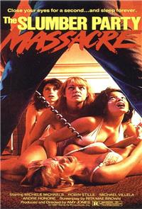 The Slumber Party Massacre (1982) Poster