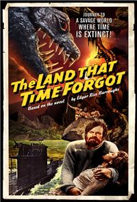 The Land That Time Forgot (1975) Poster