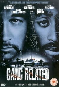 Gang Related (1997) Poster