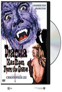Dracula Has Risen from the Grave (1969) Poster