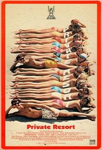 Private Resort (1985) Poster