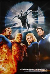 Fantastic Four: Rise of the Silver Surfer (2007) 1080p Poster