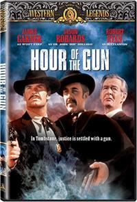 Hour of the Gun (1967) Poster