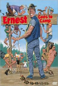 Ernest Goes to Camp (1987) Poster
