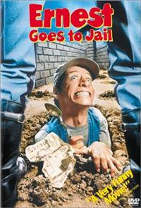 Ernest Goes to Jail (1990) Poster