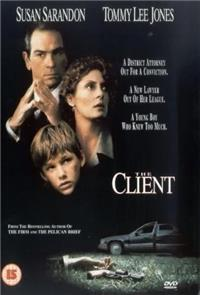 The Client (1994) 1080p Poster
