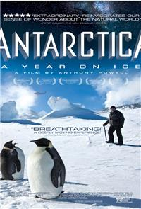 Antarctica: A Year on Ice (2014) Poster