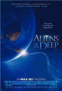 Aliens of the Deep (2005) Poster