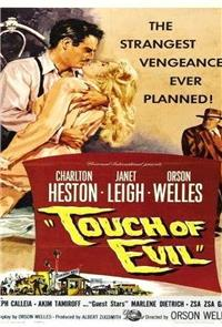Touched by Evil (1958) Poster