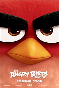 Angry Birds (2016) Poster