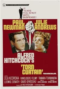 Torn Curtain (1966) Poster