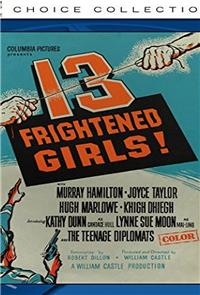 13 Frightened Girls (The Candy Web) (1963) Poster