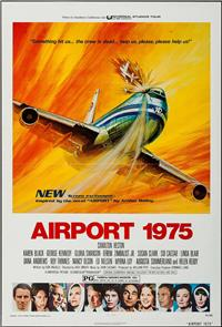 Airport 1975 (1974) Poster