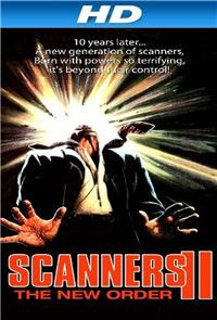 Scanners II: The New Order (1991) 1080p Poster