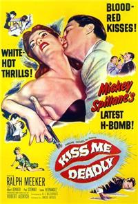 Kiss Me Deadly (1955) Poster