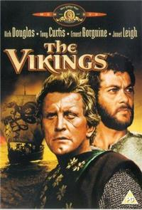 The Vikings (1958) Poster