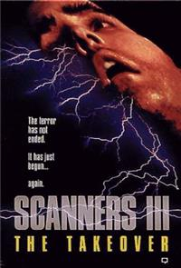 Scanners III: The Takeover (Scanner Force) (1992) Poster