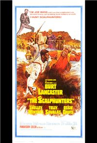 The Scalphunters (1968) 1080p Poster