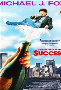 The Secret of My Success (1987) 1080p Poster