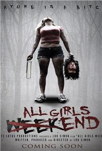 All Girls Weekend (2015) 1080p Poster