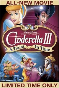 Cinderella III: A Twist in Time (2007) 1080p Poster