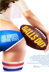 Balls Out (2015) Poster