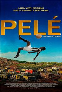 Pelé: Birth of a Legend (2016) Poster