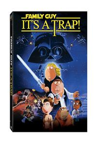 Family Guy Presents: It's a Trap (2010) 1080p Poster