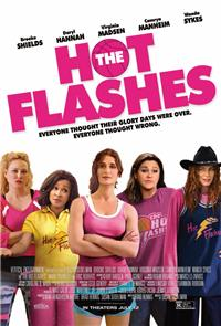 The Hot Flashes (2013) 1080p Poster