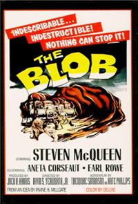 The Blob (1958) 1080p Poster