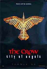 The Crow: City of Angels (1996) 1080p Poster