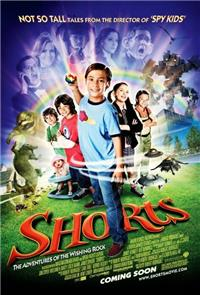 Shorts: The Adventures of the Wishing Rock (2009) Poster