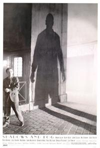 Shadows and Fog (1992) Poster
