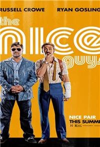 The Nice Guys (2016) 1080p Poster