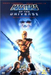 Masters of the Universe (1987) 1080p Poster