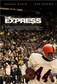 The Express (2008) Poster