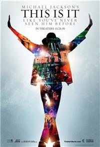 Michael Jackson's This Is It (2009) 1080p Poster