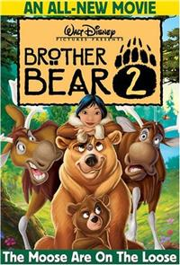 Brother Bear 2 (2006) 1080p Poster